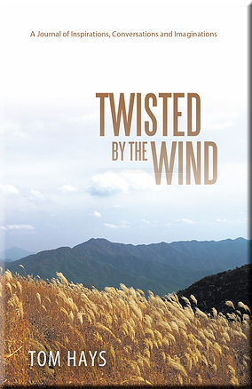 """Book """"Twisted by the Wind"""" by Tom Hays"""