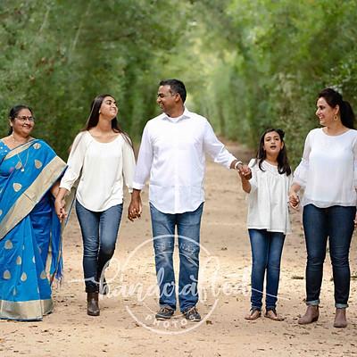 Poojari Family