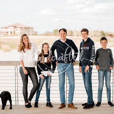 Linda & Family