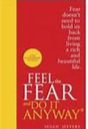 Feel The Fear and Do It Anyway book