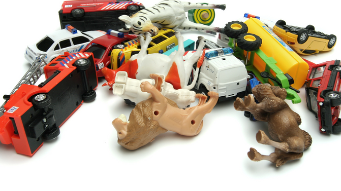 Doing the Big Toy Clear Out?