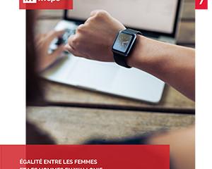 Le genre et l'emploi du temps en Wallonie