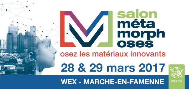 Métamorphoses : la vitrine belge des matériaux innovants