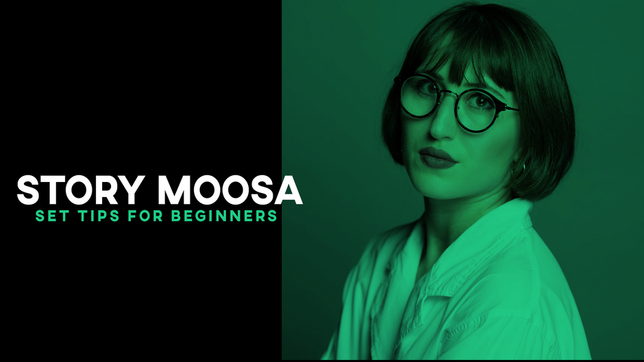 Set Tips for Beginners | Story Moosa Interview Clip