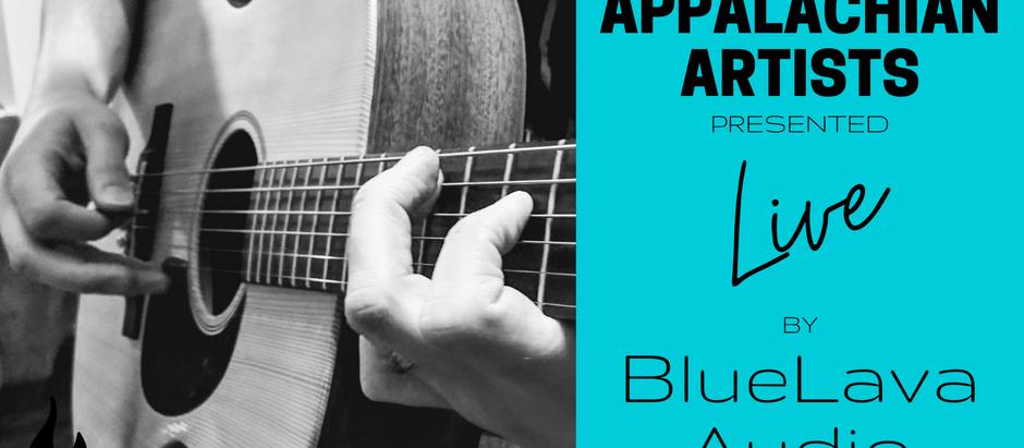 Appalachian Artists Presented by Blue Lava Audio