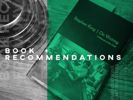5 Book Recommendations from WV Film Creatives