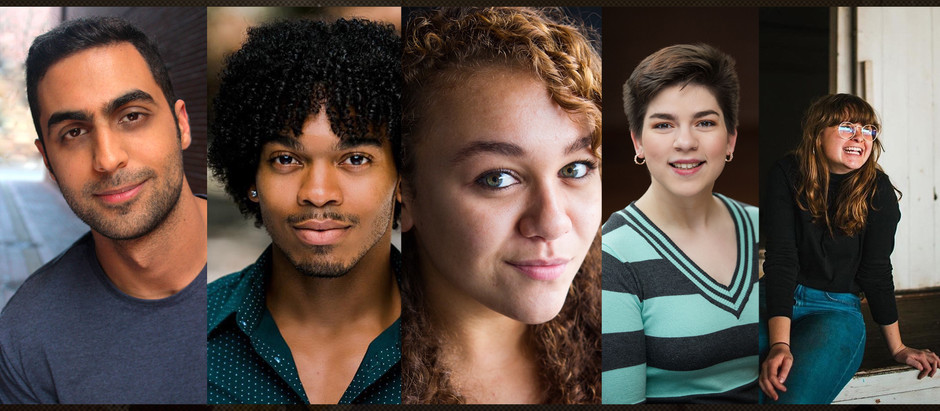 Meet the Cast of Normal for Now: