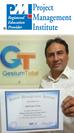 Gestum Total es reconocida R.E.P del Project Management Institute (PMI)