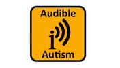 audible autism logo