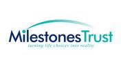 Milestone trust logo