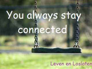 Nina José Verhoeven blogt voor Leven en Loslaten