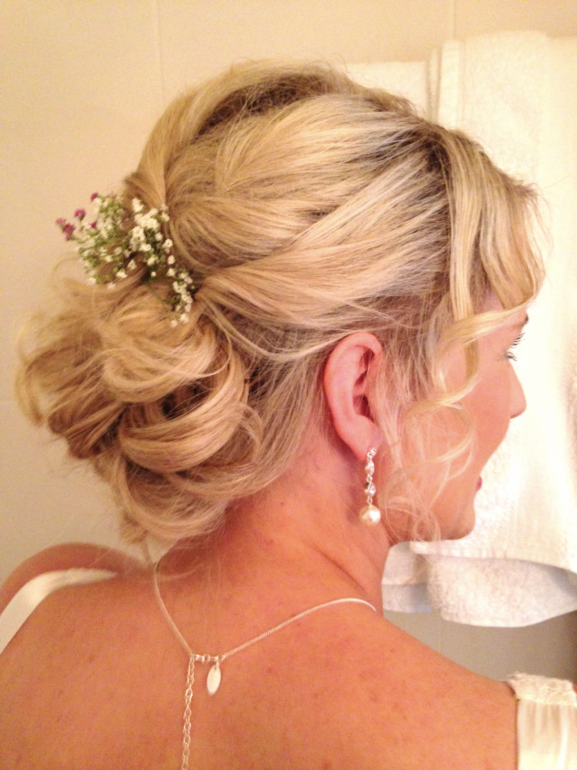 Wedding hair Makeup Edinburgh