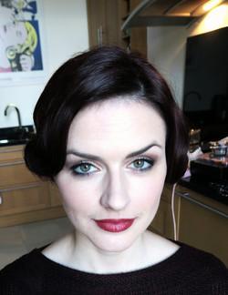 Wedding makeup in Edinburgh