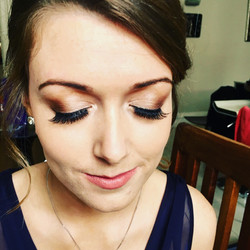 bridal eye makeup by edinburgh