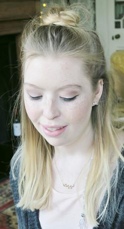 Bridal makeup Edinburgh