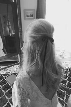 Bridal hair and makeup Edinburgh