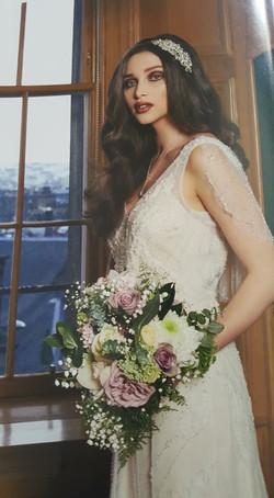 Circles Wedding hair & Makeup