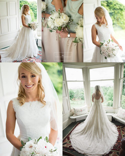 Country house Wedding Hair and Makeup