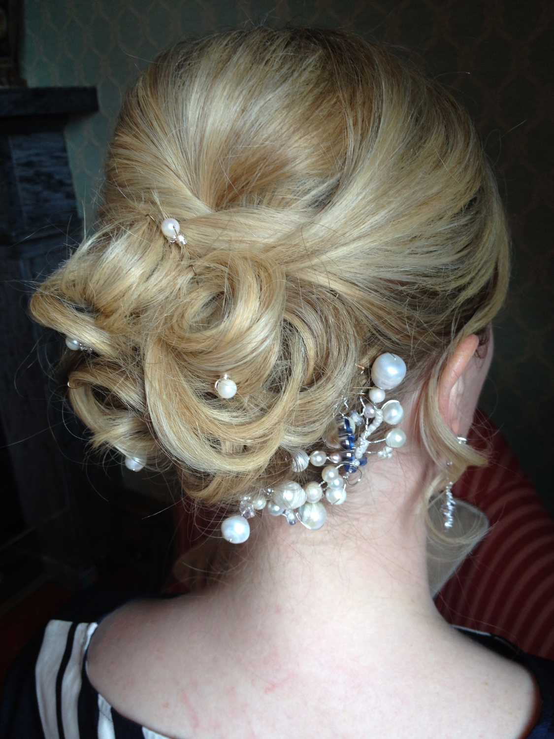 Bridal Hair in Edinburgh