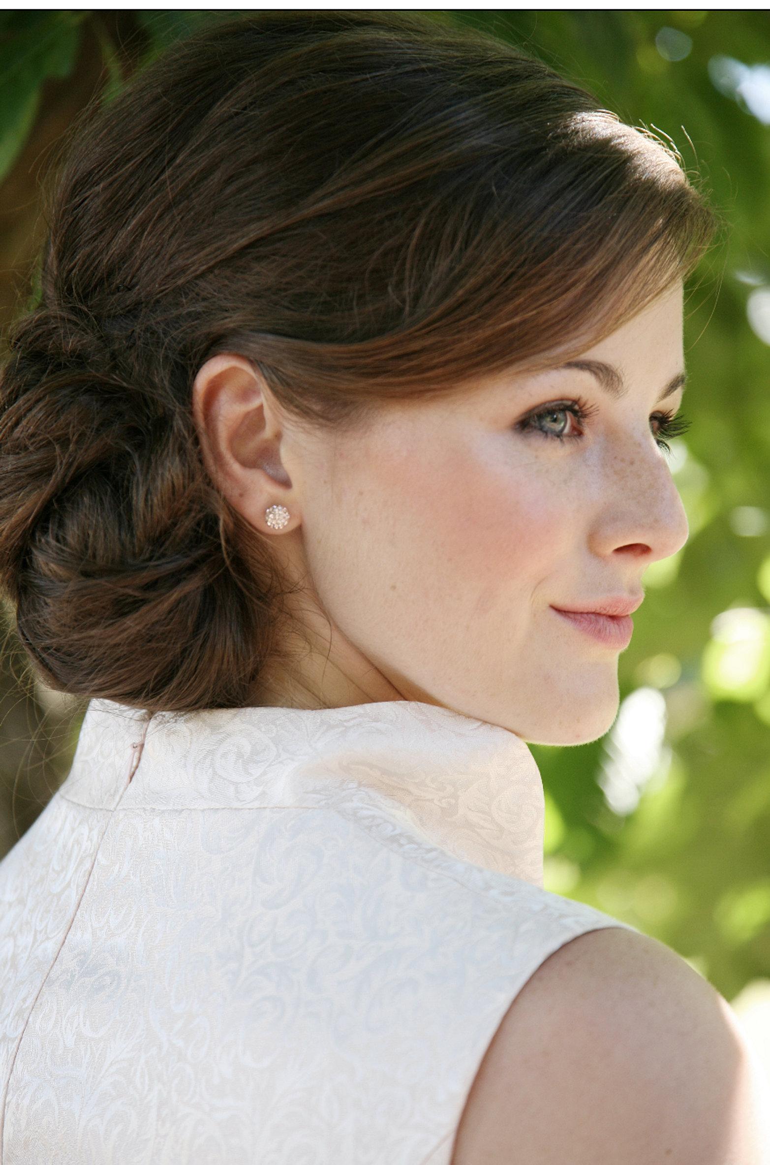 wedding hair and makeup edinburgh - hairstyles ideas