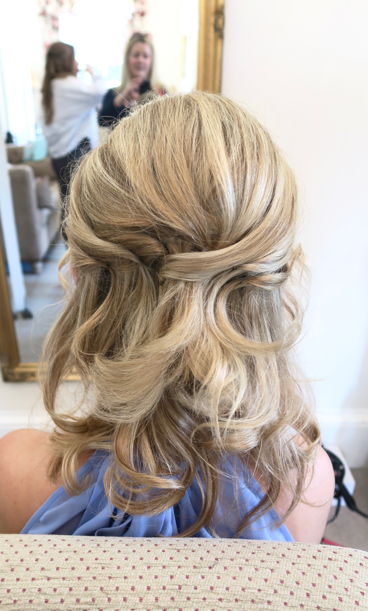 Wedding Hair & Makeup edinburgh