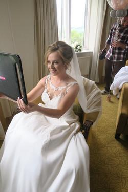 Circles Bridal Hair and Makeup