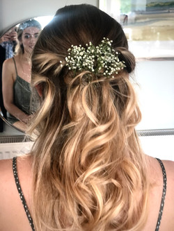Mobile Bridal hair Edinburgh