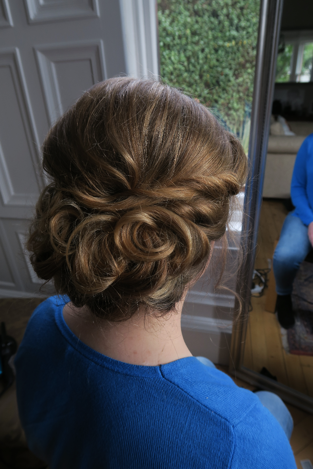Circles Bridal hair Makeup Edinburgh