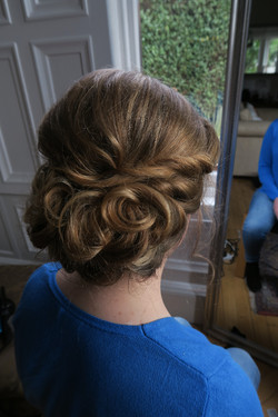 Circles Bridal hair Makeup Edinburgh