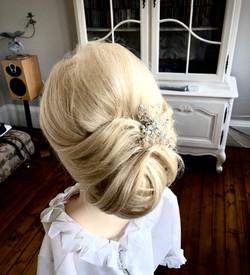 elegant bridal hair and makeup edinburgh