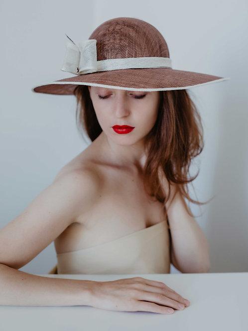 Wedding hat Eleganza
