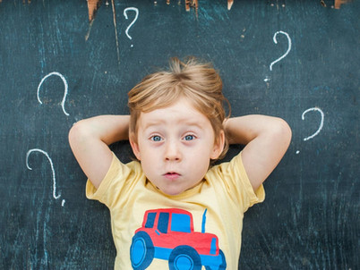 Curiosity and Learning: Do we help our children?