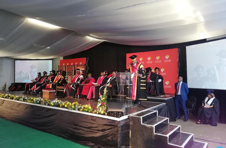 UNAM Southern Campus Graduation 2019