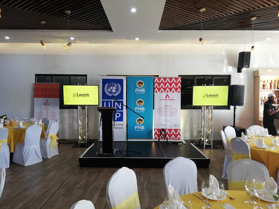 Launch Namibia Entrepreneur of the Year Awards 2020