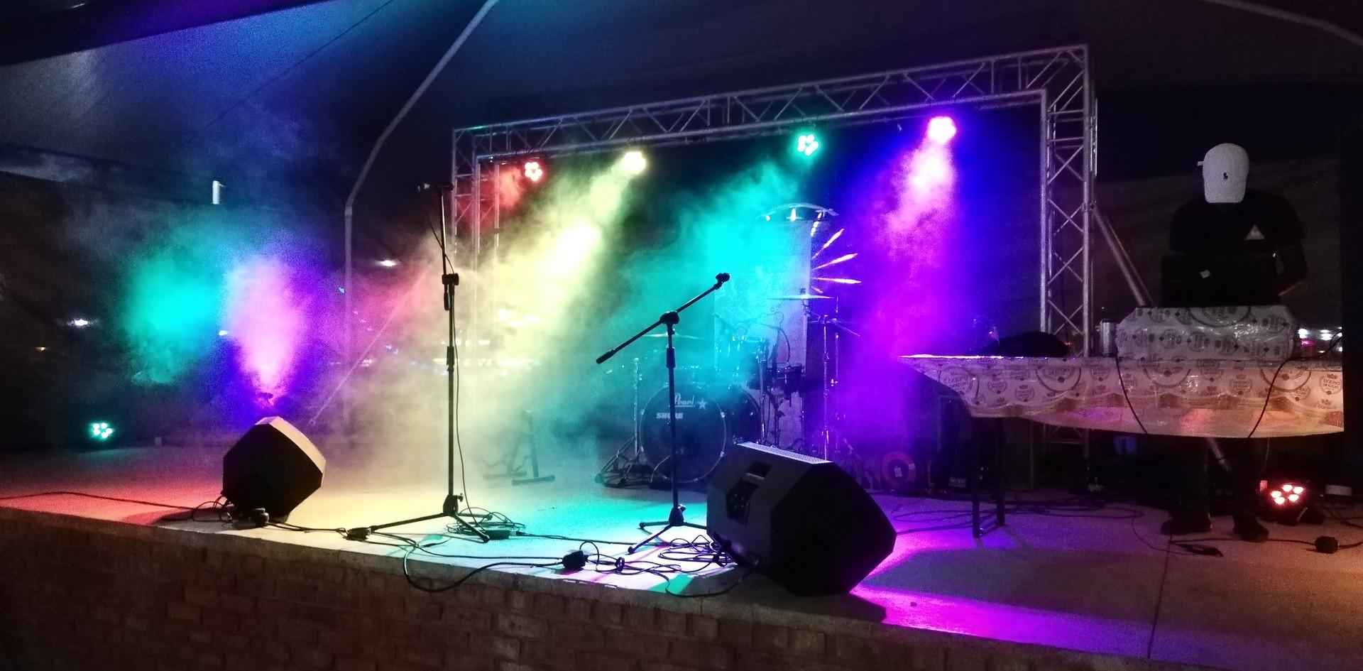 Beer Garden at the Windhoek Show Grounds 2019
