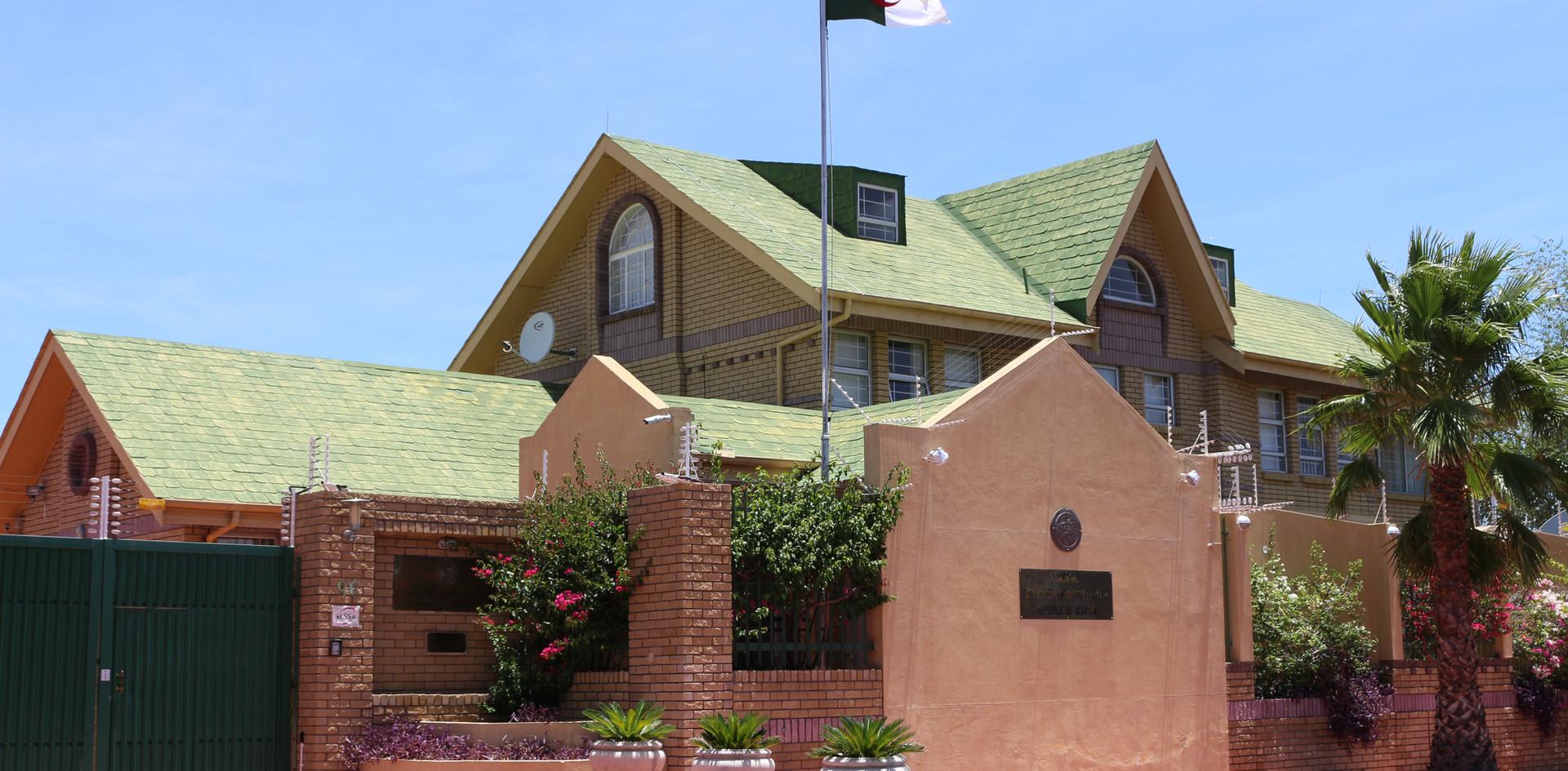 Embassy of Algeria in Namibia 2019