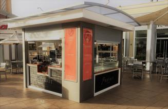Exterior Retail Merchandise Unit