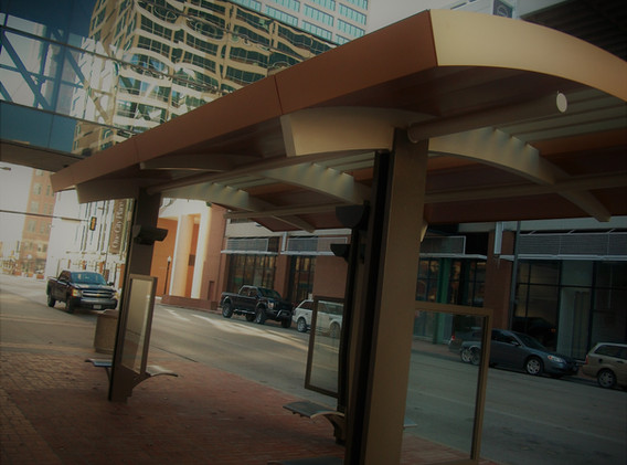 Bus Terminal - Downtown Fort Worth