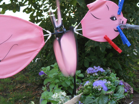Pegs and the Perfect Pink Plastic Pig