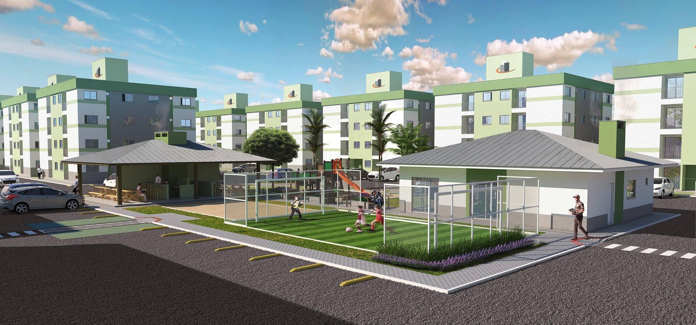 Residencial São Luiz Village - Área