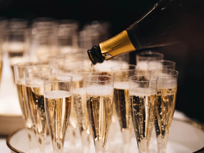 Champagne Cocktail For your New Years Eve.