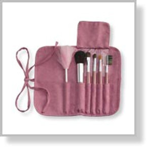 Pretty in Pink 6pc Brush Set