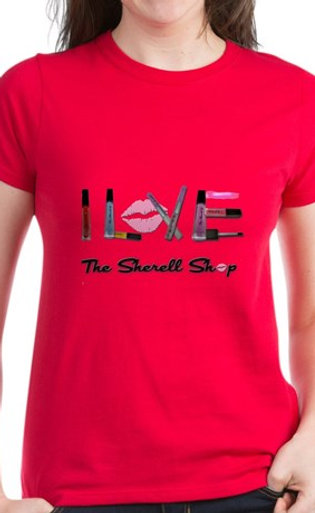 I Love The Sherell Shop Graphic Tee
