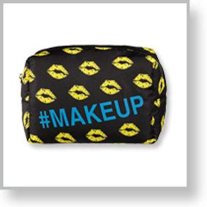 #Makeup Cosmetic Bag