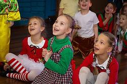 Театральная студия для дошкольников ЖК Ильинские Луга