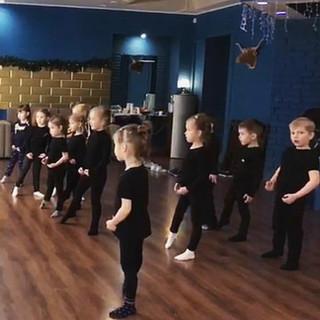 Танцы для детей от 3 х лет