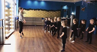 Танцы для детей с 3х лет