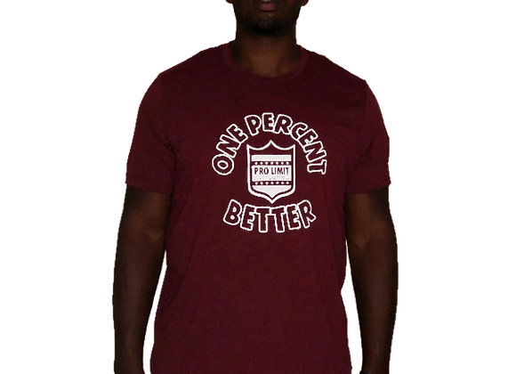 Pro Limit Athletes 1% Better Short sleeve T-Shirt Mens