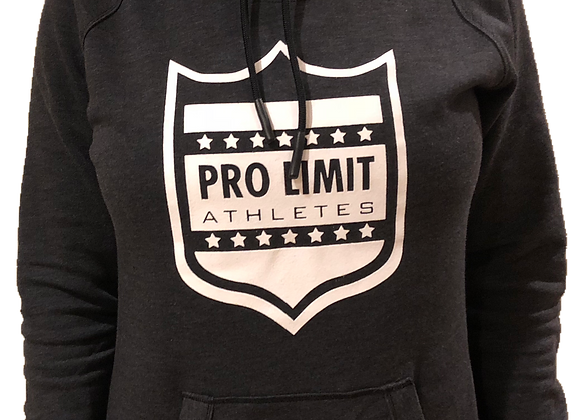 Woman's cut Pro Limit Athletes Hoodies