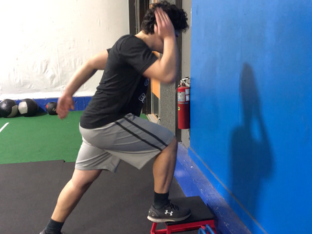 40 Yard Dash: Movements to Improve Your Arm Actions & Range of Motion